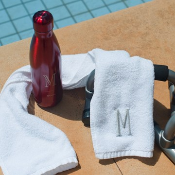 garrafa térmica personalizada vermelha 500ml - Sibéria
