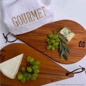 jogo 2 tábuas gourmet gota