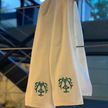 kit 2 toalhas fitness personalizadas Buddemeyer