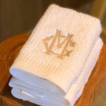 kit 3 toalhas lavabo personalizadas Buddemeyer