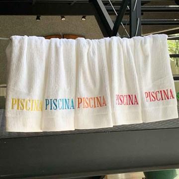 kit 5 toalhas de rosto piscina Buddemeyer