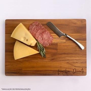 tábua gourmet personalizada